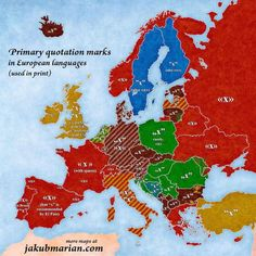 European Map, China Map, Learn Turkish, European Languages, Austria Travel, Quotation Marks, Digital Art Girl, English Quotes, Countries Of The World