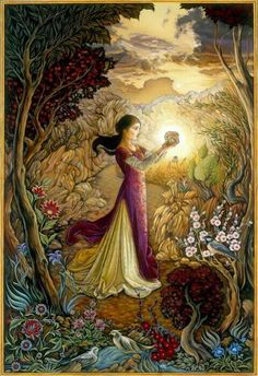 Light (Persian fairy tale)