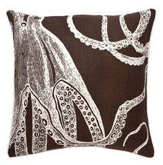 octopus cushion! :)