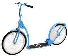 Current Coaster Kick Scooter Labrador Blue for sale online Scooter Shop, Retro Scooter, Best Scooter, Scooter Bike, Kids Scooter, Scooters For Sale, Apex Scooters, Aluminum Decking, Electric Scooter