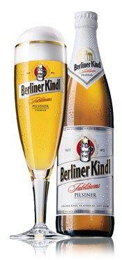 Berliner Kindl Pils, Brewed by Berliner Kindl Schultheiss Brauerei (Oetker Group), Berlin, Germany  4.8% 6/10
