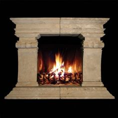 Realm of Design Bella Mantel is ideal if you are looking for a fireplace surround with little to no limitation on each side of your firebox. It features a wide corbel leg design and a deep mantel. The Hearth is also included on this beauty. Fireplace Surrounds, Mantels, Hearth, Fireplaces, Deep, Design, Home Decor, Cornices, Log Burner