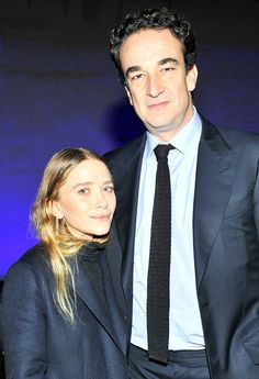 It's official! Mary-Kate Olsen and fiance Olivier Sarkozy got married in an intimate Manhattan ceremony on Friday, Nov. 27. Details at Usmagazine.com!