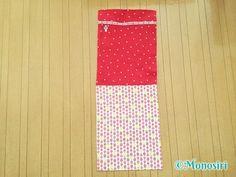 リバーシブル巾着袋の作り方11
