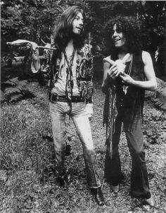 Bolan and Steve