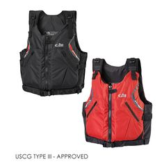 The GILL Racing USCG APPROVED PFD!  Finally a low volume PFD that's approved!