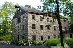 18th century restored Mill House