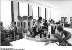 Leipzig Panoramacafe September 1973