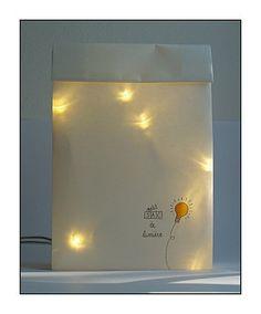 """petit sac de lumière (by """"le monde de K"""" ©)"""