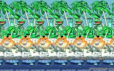 stereogram images The beach Amazing Optical Illusions, Eye Illusions, Magic Eye Pictures, 3d Pictures, Can You Find It, Do You Like It, 3d Stereograms, Image Form, Spirograph