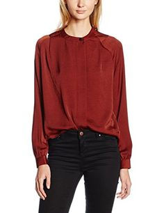 Vero Moda Women's Vmallure L/S Top Ga Blouse: Amazon.co.uk: Clothing