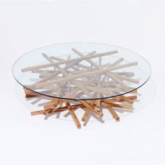 Nest coffee Table Design by MacMaster Design
