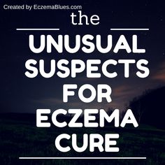 The Suspects for #Eczema Cure http://eczemablues.com/2015/04/eczema-cure-series-diet/