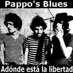 Acordes D Canciones: Pappo's Blues - Adónde está la libertad