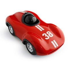 Playforever racerbil, Le Mans - rød