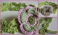 Crochet Headbands -- Free Crochet Headband Patterns  ☀CQ #crochet #crafts #DIY