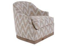Booker Swivel Chair,