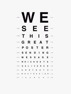 Graphic Design Is What We See (by by piotr, the flaneur) so creative and meaningful HDStartUp.com Marketing