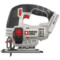 Porter cable 15 amp 10 in carbide tipped table saw 180 tools porter cable max variable speed keyless cordless jigsaw bare tool at lowes this cordless jigsaw delivers precision in a wide range of applications greentooth Choice Image