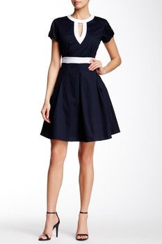 Amelia Keyhole Dress