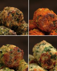 Featuring Healthy Sweet Potato Panko Tots, Healthy Zucchini Tots, Healthy Broccoli Cheddar Tots and Healthy Cauliflower Parmesan Tots Healthy Superbowl Snacks, Veggie Snacks, Vegetable Side Dishes, Vegetable Recipes, Vegetarian Recipes, Healthy Recipes, Healthy Eating Tips, Healthy Nutrition, Clean Eating