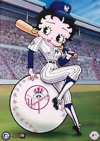 """""""Yankees"""" Betty..."""