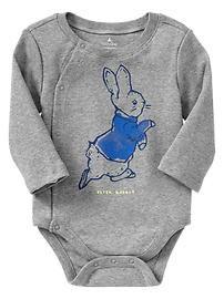 Peter Rabbit™ graphic bodysuit