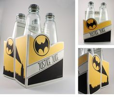 packaging / Batman - beverage