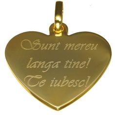 Inimioara placata cu aur personalizata prin gravura text http://www.cadouripersonale.ro/Inimioara-pentru-gravura-placata-cu-aur-p-16739-c-379-p.html