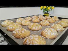 🍋 Existuje 1 CITRON? Vyzkoušejte tento neuvěřitelně lahodný a SNADNÝ recept na cookies! # 372 - YouTube Biscuits, Easy Cookie Recipes, Lemon Recipes, Muffin, Cookies, Breakfast, Food, Drop Cookie Recipes, Sweets