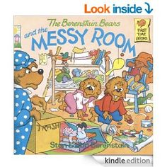 My fave BB book - pretty sure that's when my love of cleaning and organizing started...