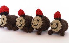 cagatio amigurumi free crochet pattern with video tutorial