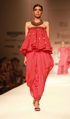 Amazon India Fashion Week 2016 - Nikasha