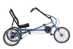 is a light weight premium qualiy Recumbent Tricycle Adult Tricycle, Trike Bicycle, Tube Clamp, Rolling Resistance, Third Wheel, Bottom Bracket, Brake System, Tracking System, Front Brakes