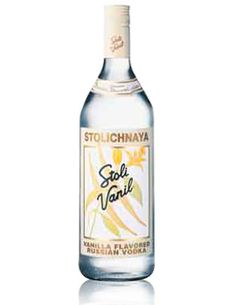 stoli vanilla for my key lime pie martinis. $18