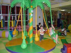 How fun Kids Indoor Playground, Children Playground, Playground Ideas, Childrens Gym, Park Equipment, Kids Gym, Clinic Design, Play Centre, Creative Play