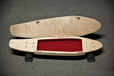 BriefSkate – Skateboard That Stores