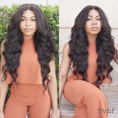 Color: 1BVolume: High (6-7 bundles)Texture: Body WaveLength: 28''Density: 500%This Peruca is a high volume, easy to style unit. The Silk Base Closure allows you to part in the middle or on the side. Same Peruca, countless easy styles. We have attached flexible combs and elastic bands for added security and confidence.This Peruca is wefted on a mesh dome cap and can be straightened, dyed, and curled. Please note that intense exposure to heat and chemicals may potentia...