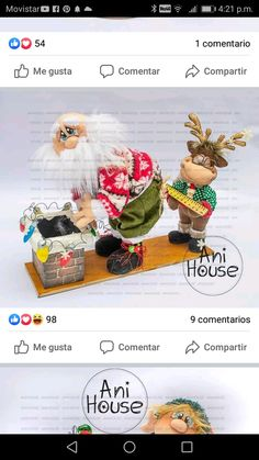 Bella, Projects To Try, 1, Corner, House, Teddy Bear, Christmas, Animals, Xmas