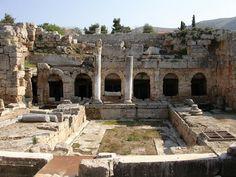 *ANCIENT CORNITH, GREECE