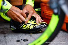 DMT Shoes in Loyal Cycling