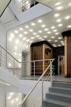 Sleepbox Hotel Tverskaya por Arch Group.
