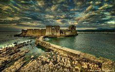 The Castle of Methoni, Grecia