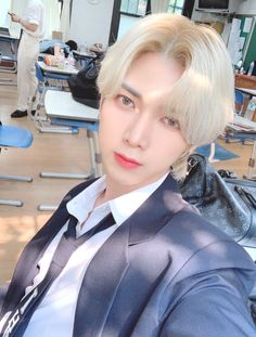 Look At My, Say My Name, You Look Beautiful, Beautiful Pictures, Woo Young, Some People Say, Forever Yours, Kim Hongjoong, Looking For Love