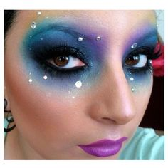 Cosmic eyes......Halloween maybe?