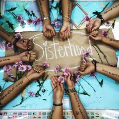 After dinner tonight, I saw a message I didn't expect to see. Inside was this photo - a photo sent to me by sisters in Puerto Rico who gathered in Sisterhood tonight with this testimony:  Thank You for inspiring a youth girls night here in Juana Diaz Puerto Rico. God used your quote in an AMAZINGLY beautiful way...all in spanish! The Sisterhood: tus defectos son aceptados aqui (your brokenness is welcome here). ❤️ Friend, I don't know what your Friday night looks like. Maybe it's full of…