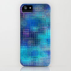 Re-Created Matrix No. 11  #iPhone & #iPod #Case by #Robert #S. #Lee - $35.00