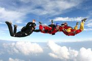 Skydive in Texas - Live Like You Were Dyin' right?