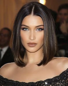 Bella Hadid Wore 3 Completely Different Naked Looks Out in NYC Bella Hadid Hair, Bella Hadid Outfits, Bella Hadid Style, Bella Hadid Makeup, Beauty Makeup, Hair Makeup, Hair Beauty, Hair Inspo, Hair Inspiration