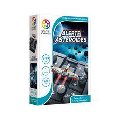 Alerte! Astéroïdes! – French